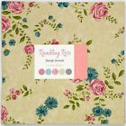 RAMBLING ROSE Layer Cake by Sandy Gervais for Moda Fabrics