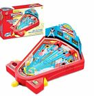 Ideal Shot Mini Baseball Pinball Game Tabletop Game Machine for 1 or 2 Players