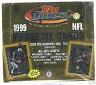 1999 TOPPS FINEST FOOTBALL HOBBY BOX 24ct Edgerrin James Rookie
