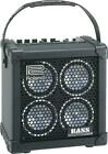 Roland Micro CB RX Battery Powered Stereo Compact Bass Guitar Amplifier