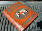 1968-63 OLD FORD TRACTOR HARD COVER EMBOSSED SERVICE BULLETINS MANUAL CF248 RED