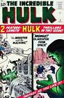 Rare The Incredible Hulk Marvel Vintage Comic Magazine Cover Canvas Print