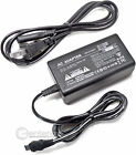 AC-L15 AC Power Adapter for the Sony AC-L10B AC-L10A Plus FREE Microfiber