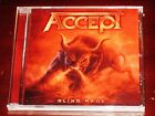 Accept: Blind Rage CD 2014 Nuclear Blast USA Records NB 3195-2 NEW