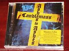 Candlemass: Ashes To Ashes CD + DVD Set 2010 Nuclear Blast USA NB 2446-2 NEW