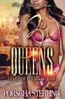 3 Queens: Diary of the Dirty Divas by Porscha Sterling (English) Paperback Book
