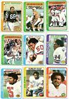 1978 TOPPS STARTER SET 338 CARDS NO DOUBLES