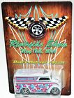 Hot Wheels Ltd. Ed. Riverside Show Dairy Delivery Staff May 18th 2014