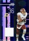Sean Taylor 2005 Leaf Certified Materials Mirror Blue Game Used Jersey # 50