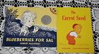 Before Five in a Row The Carrot Seed  Blueberries For Sal Classic Read Alouds