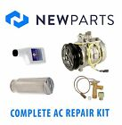 Geo Metro Complete AC A C Repair Kit with Compressor  Clutch Brand New