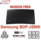 SAMSUNG BD-J5900 Curved REGION FREE BLU-RAY DVD PLAYER - 3D player