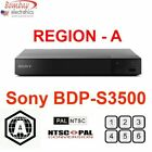 Sony BDP-S3500 Region A Blu-Ray and All Region DVD Player