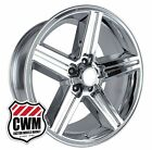 16 inch 16x8 Iroc Z Chrome OE Replica Wheels Rims for Chevy Camaro 1982 1992