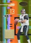 Kurt Warner 2005 Leaf Certified Materials Gold Game Used Jersey Prime Patch # 25