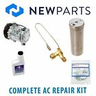 Suzuki Sidekick 1995 1998 16 Complete A C Repair Kit W NEW Compressor