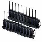 20pcs Walkie Talkie Pofung T88 UHF400-480MHz Monitor Scan 2000mAh 2-way Radios