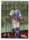 1998 Sports Illustrated Then & Now Road to Cooperstown 8 Mike Piazza