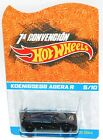 Hot Wheels Limited Edition 2014 Mexico Convention Koenigsegg Agera R