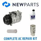 Geo Prizm 1993 18L 16L Complete A C Repair Kit With NEW Compressor