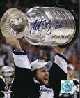 Martin St. Louis Cards, Rookie Cards and Autographed Memorabilia Guide 44