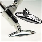 2 QUICK RELEASE Bimini Top Swivel Hinge 316 Stainless Steel SS Top Side Mount