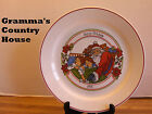 Corning Corelle 1991 Christmas / Holiday Series Collectible Plate