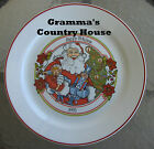 Corning Corelle 1993 Christmas / Holiday Series Collectible Plate