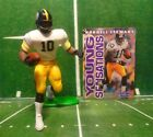 1996  KORDELL STEWART - Starting Lineup - SLU - Loose With Card - Pittsburgh