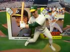 1993  MARK McGWIRE - Starting Lineup - SLU - Figure & Two Cards  OAKLAND A's