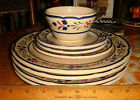 VTG ESTATE ADOBE SYRACUSE WESTERN WILDFLOWER RESTAURANT CHINA PLATE BOWL CUP LOT