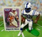 2000  EDGERRIN JAMES - Starting Lineup -SLU - Loose With Card -Indianapolis Colt