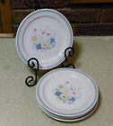 Town House Collection - SPRING TIME - 5 Salad / Dessert Plates - 7  1/2