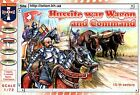 Orion 1/72 72039 Hussite War Wagon and Command (15th Century)