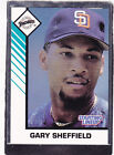 1993  GARY SHEFFIELD - Kenner Starting Lineup Card - San Diego Padres