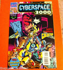 July 93 CYBERSPACE 3000 # 1 MARVEL COMICS UK Gallactus GLOW IN the DARK Cover
