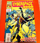 August 1993 CYBERSPACE 3000 # 2 MARVEL COMICS UK Russell Tappin Eve Whitaker