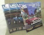 4 LMC Truck Accessories  Parts Catalog 2011 2012 CHEVY FORD BRONCO EXPLORER GMC