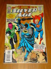 SILVER AGE 1 DYNAMIC FORCES SIGNED MARK WAID DC COMICS 2000
