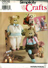 TEDDY BEAR Doll PATTERNS 24