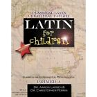 Latin for Children Primer A Student Book