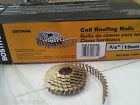 Bostitch CR19GAL 19mm Galvanised Roofing Coil Nails fit RN46 plus many others