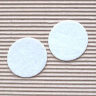US SELLER 60pcx 35mmThin Felt Circle Appliques for Flowers Bows Crafts ST602W
