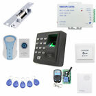 RFID Door Access Control System Kit +280KG Magnetic Lock +Remote Control NEW