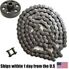 Go Kart Cart Clutch 35 Size 3 4 12 Tooth Sprocket + Chain Combo Set ATV