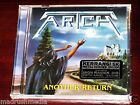Artch: Another Return CD 2015 Remaster Metal Blade Divebomb Records DIVE090 NEW
