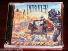 Intruder: A Higher Form Of Killing CD 2015 Metal Blade, Lost & Found 26813-2 NEW