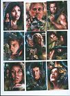 2015 Firefly set 1-171 complete green parallel set