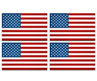 American Flag REFLECTIVE Decal 3