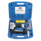 Draper 8-25mm Air Stapler Staple Gun Kit with Staples and Goggles in Carry Case
